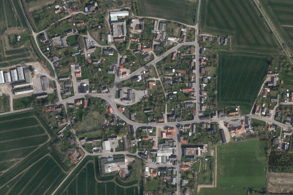 Luftfotos Og Kort Over Veddum